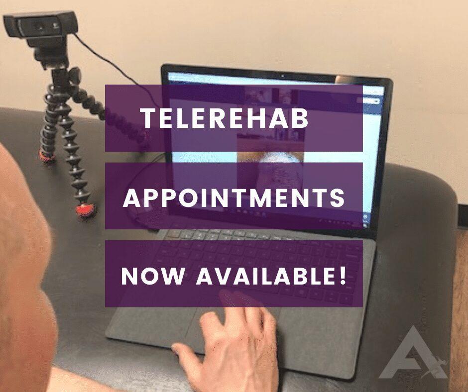 TeleRehab rehab appointements